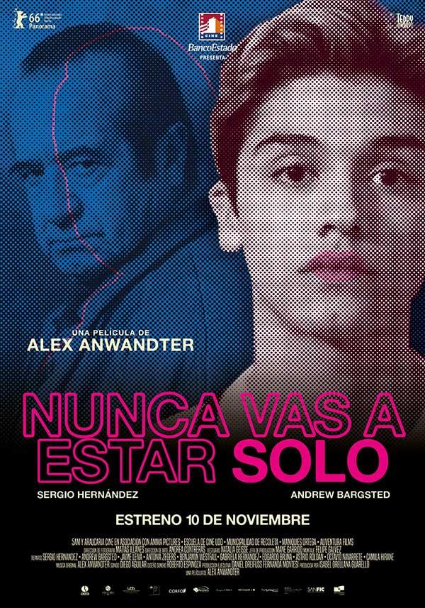 Nunca vas a estar solo (2016)