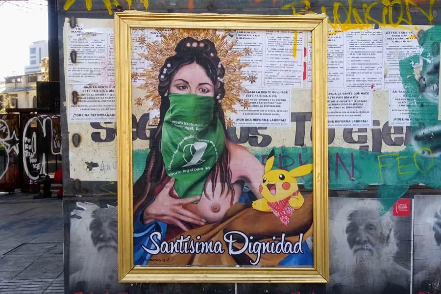 """Paloma Rodríguez y el arte de protesta: """"Frente al abuso era imposible mantenerme indiferente"""""""